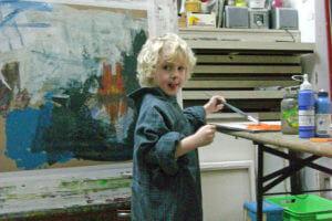 Malen Zeichnen Skizzieren lernen, Akademie Elena Kühn, Kinderkurse