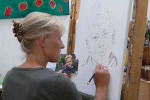 Sommermalkurs Workshops Malen lernen