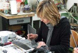 Malen lernen in der Akademie von Elena-Florentine Kühn