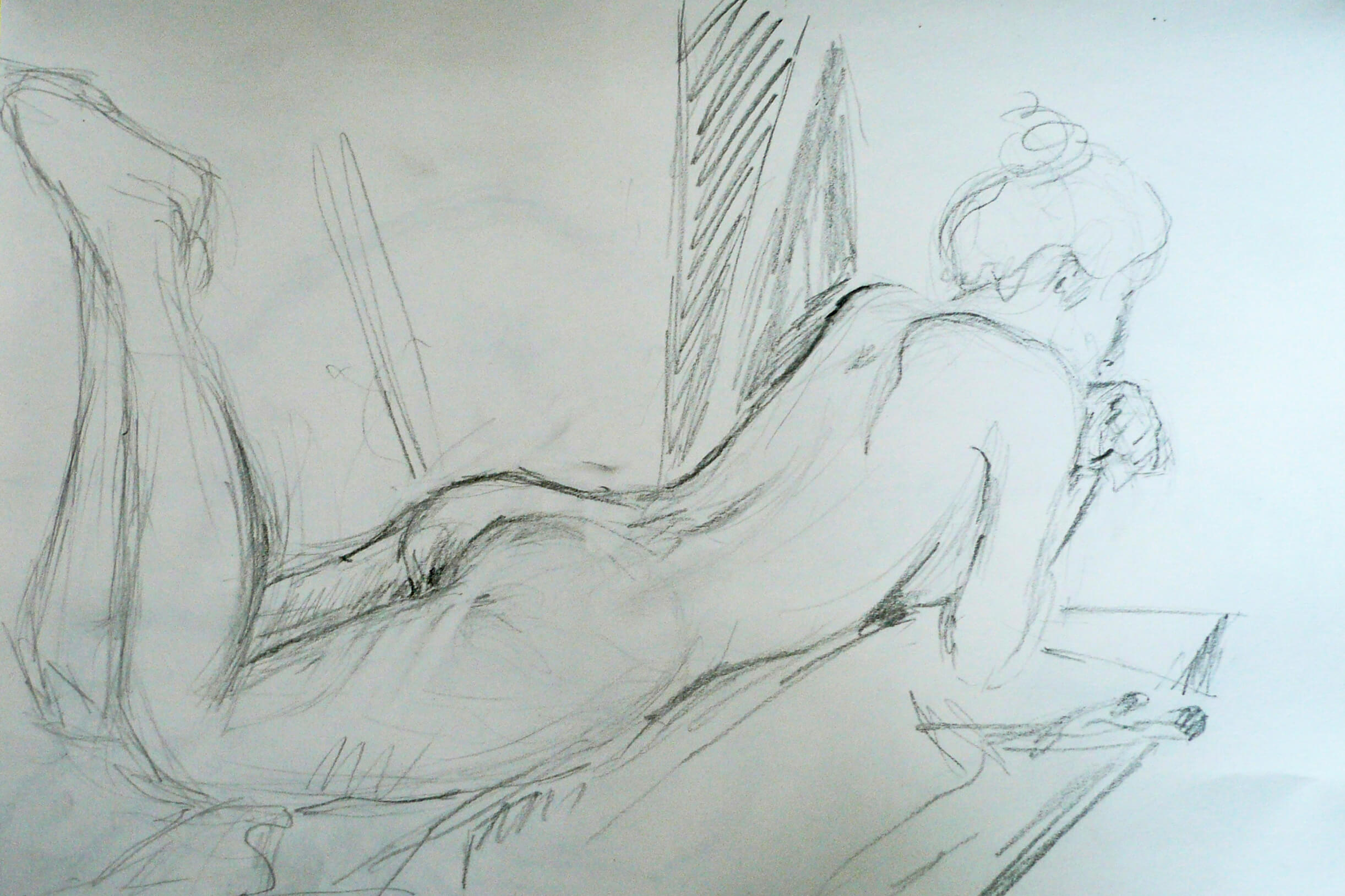 Zeichnen lernen, Mal- und Zeichen-Akademie in Jork