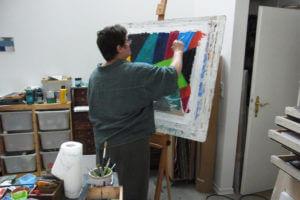 Malen und zeichnen lernen in der Akademie von Elena-Florentine Kühn