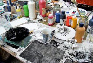 Akademie von Elena-Florentine Kühn, Malen Zeichnen Skizzieren lernen