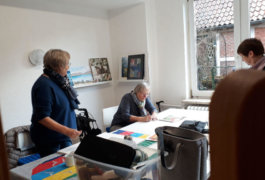 Kurs Malen und Zeichnen dienstags und donnerstags