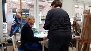 Akademie Kühn: Kurs Malen und Zeichnen