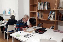 Kurs Malen und Zeichnen in Jork