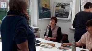 Kunstkurse: Akademie Kurse fortlaufend und am Wochenende
