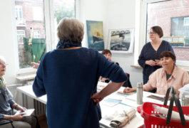 Malen: Akademie Kurse fortlaufend und am Wochenende